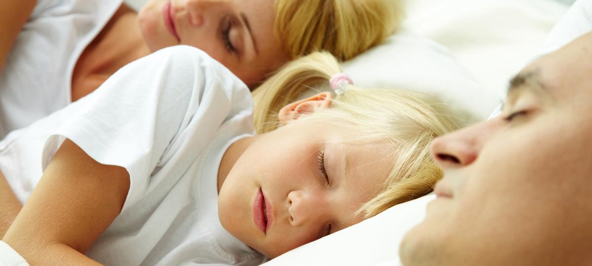 Schlafen Sie gesund? Eine Schlafplatzuntersuchung hilft!