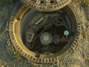 Brunnenbau_Brunnenschacht